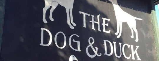 The Dog & Duck Pub is one of Austin's Best Beer - 2012.