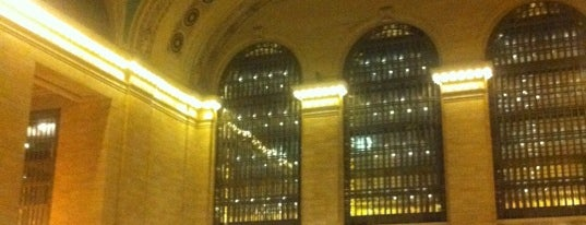 """Grand Central Terminal is one of Foursquare needs a """"Subway Hero Badge""""."""