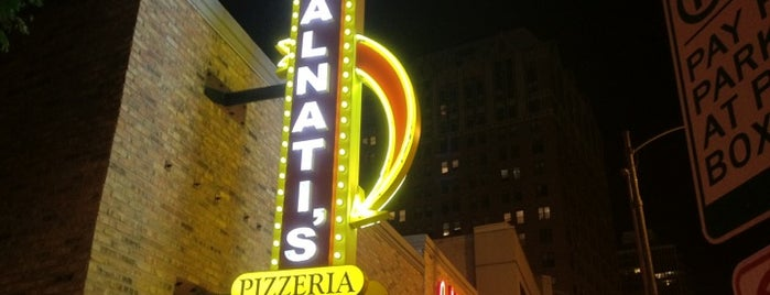 Lou Malnati's Pizzeria is one of Chicago.