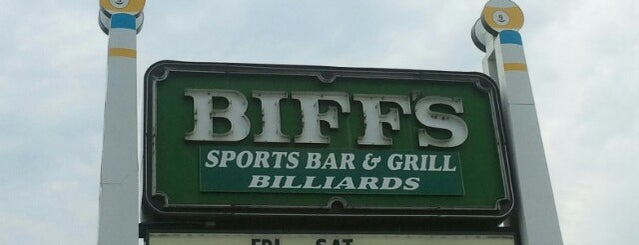 Biff's Sports Bar is one of Local Nightlife.