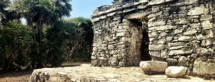 Zona Arqueológica de Tulum is one of Tulum.