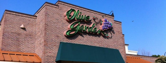 Olive Garden is one of All-time favorites in United States.