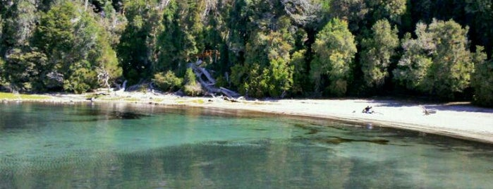 Bosque de Arrayanes is one of San Carlos de Bariloche.