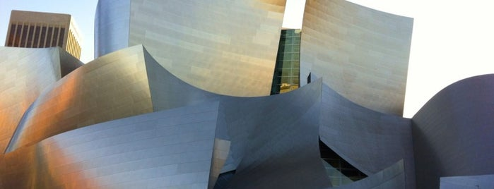 Walt Disney Concert Hall is one of My Favorite Places.