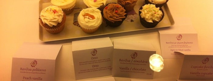 Liz's Cupcakes is one of Ελλαδα.