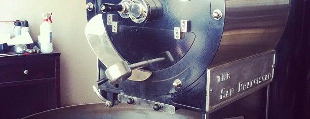 Dana Street Roasting Company is one of Caffeine Fixes.