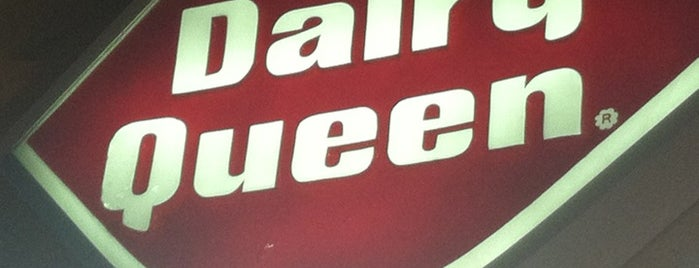 Dairy Queen is one of NC.