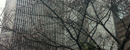 神田橋公園 is one of 公園.