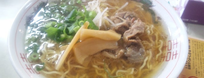 すみれ飲食店 is one of らめーん(Ramen).