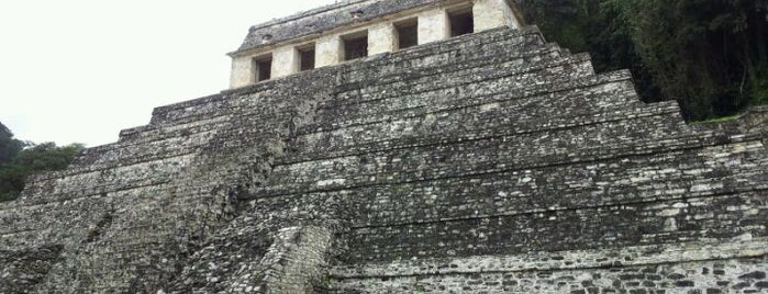 Palenque is one of Trips / Mexico.