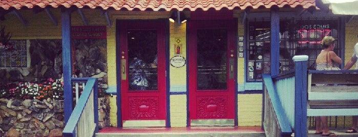 Nuevo Laredo Cantina is one of Best Restaurants in Atlanta.