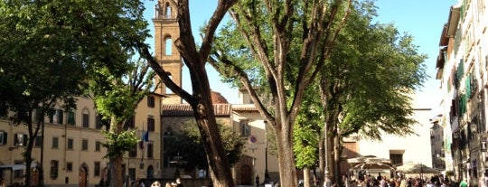 Piazza Santo Spirito is one of Free WiFi - Italy.