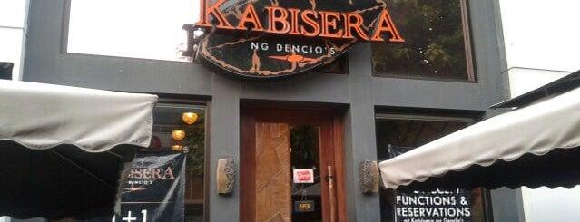 Kabisera ng Dencio's is one of Restaurants.