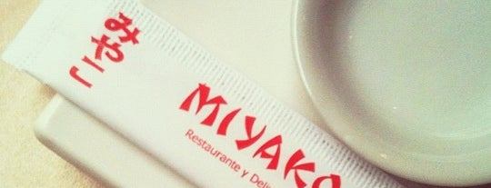 Miyako is one of All-time favorites in Chile.