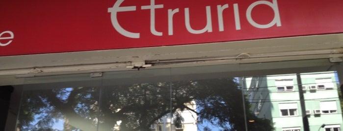 Restaurante Etruria is one of Favorites.