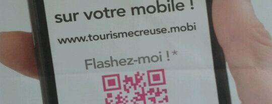 ADRT 23 - Tourisme Creuse is one of Découverte.
