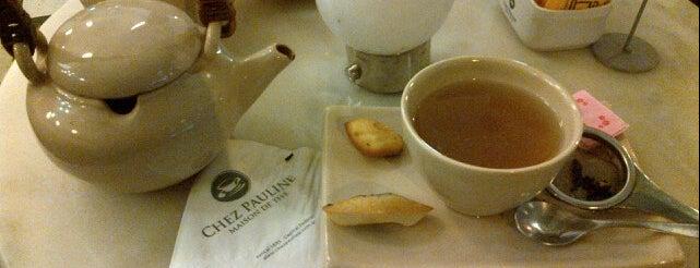 Chez Pauline Maison de The is one of Dónde tomar el té de las 5 en Buenos Aires.