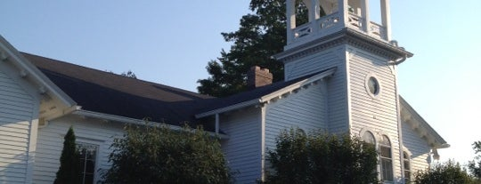 South Perinton United Methodist Church is one of Sacred Sites in Upstate NY.