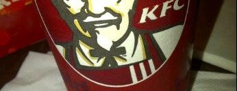 KFC is one of Makan Time..