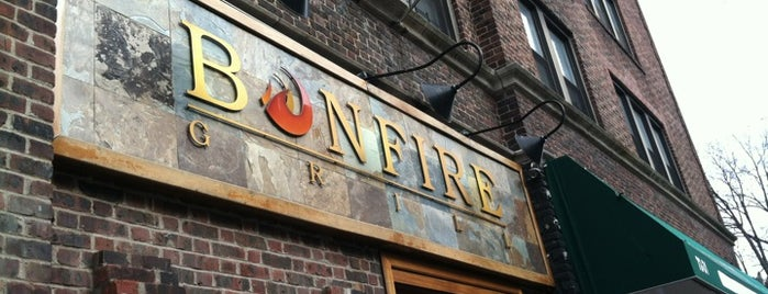 Bonfire Grill is one of Must-visit Food in Forest Hills.