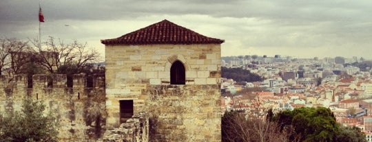 São Jorge Castle is one of Favorite Places Around the World.