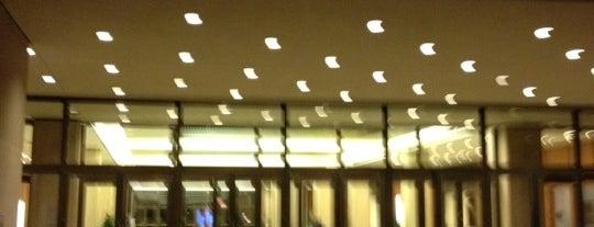 Herman B Wells Library is one of Welcome Week 2012.