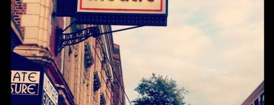 The Vic Theatre is one of Must-visit Music Venues in Chicago.