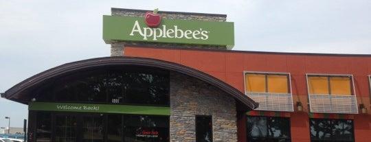 Applebee's is one of Eateries!.