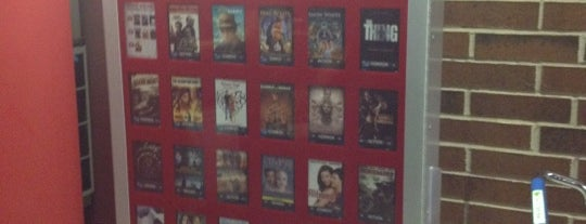 Redbox is one of Recycle Hotspots.