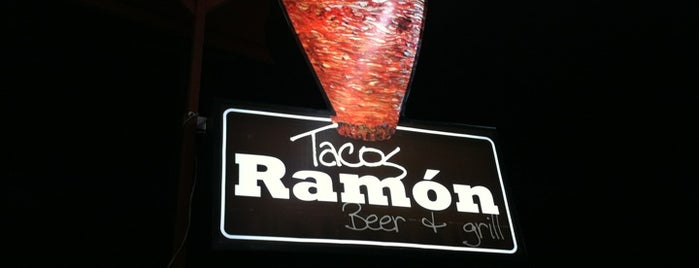 Tacos Ramon Grill is one of Restaurantes en Ciudad del Carmen, Campeche.