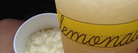 Lemonade Beverly is one of Beyond Eats!.