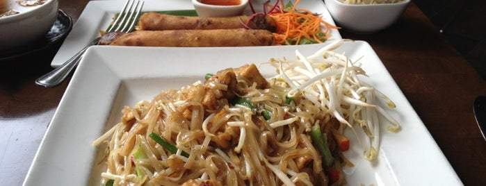 Mai Thai Georgetown is one of Best of DC Summer.