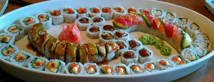 Midori Sushi is one of All-time favorites in United States.