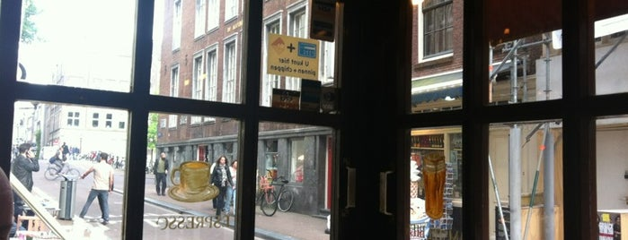 't Zwaantje is one of My favorites in Amsterdam.