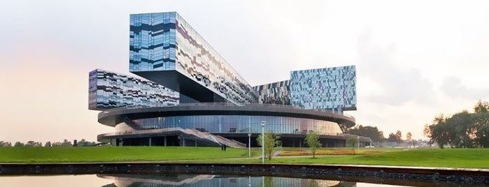 Skolkovo Business School is one of Done List.