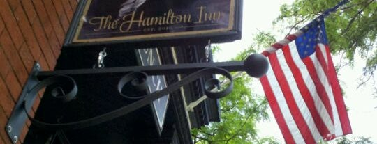 The Hamilton Inn is one of Great Food in Jersey City.