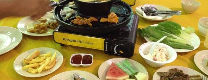 Restoran Steamboat MAEPS is one of Putrajaya.
