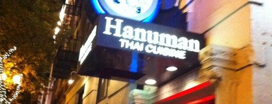 Hanuman Thai Cuisine is one of South Bay.
