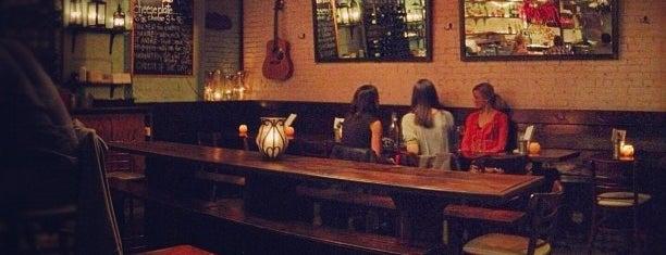 Salt Bar is one of classy NYC bars.