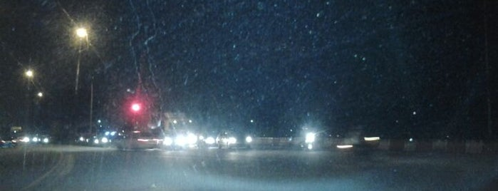 Trafic Light Sg Sireh is one of Highway & Common Road.
