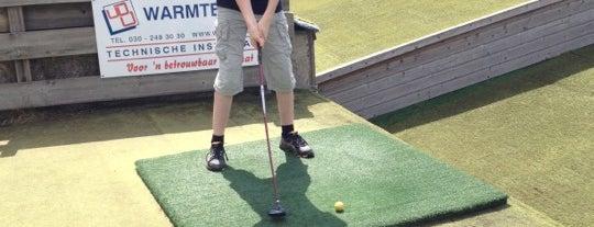 Golfpark Biltse Duinen is one of Favorite Great Outdoors.