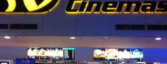 Golden Screen Cinemas (GSC) is one of F&B.