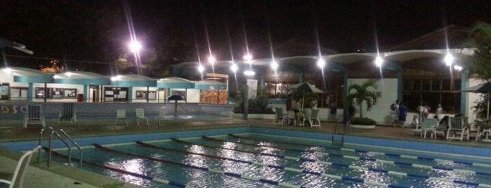 Demócrata Sport Club is one of Plazas, Parques, Zoologicos Y Algo Mas.