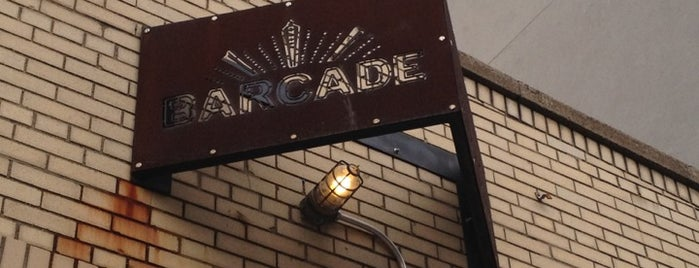 "Barcade is one of ""Be Robin Hood #121212 Concert"" @ New York!."