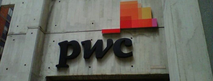 PwC Espiñeira, Pacheco y Asociados is one of My Places.