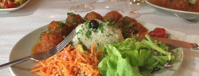 Restaurantes com comida vegetariana