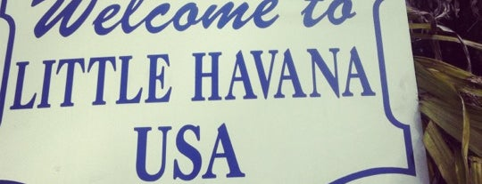 Little Havana is one of The Layover: Miami.