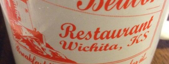 Beacon Restaurant is one of Wichita Must-Do's!!.