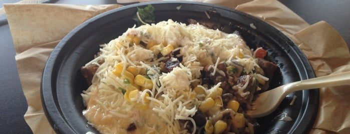 Qdoba Mexican Grill is one of Guide to West Allis.
