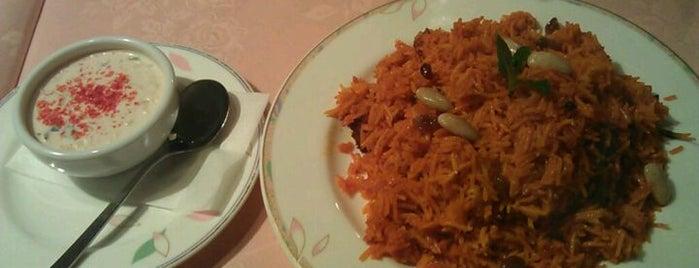 自由が丘インディア is one of Asian Food.